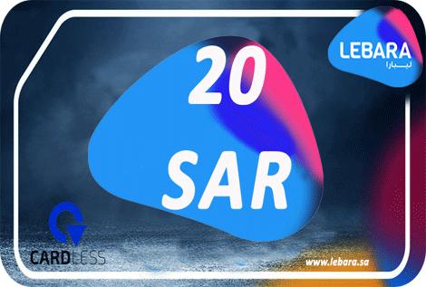 Lebara 20SAR