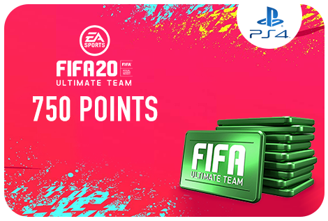 750 FIFA 20 Points Pack