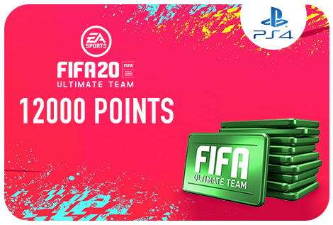 12000 FIFA 20 Points Pack