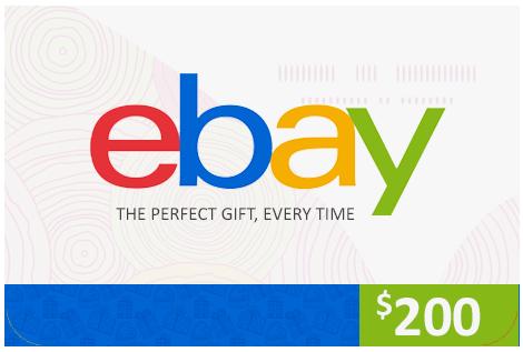 ebay 200$ USA