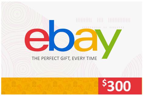ebay 300$ USA