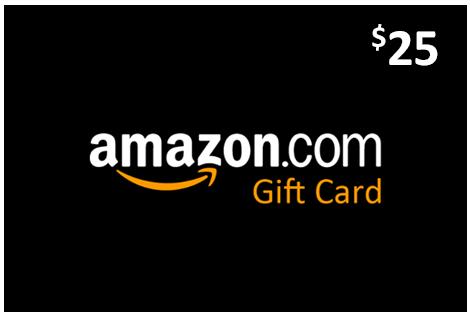 Amazon 25 USD