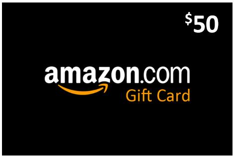 Amazon 50 USD