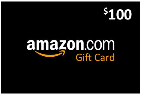 Amazon 100 USD