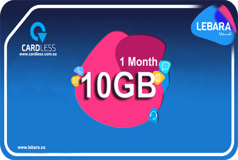 Lebara 10GB 1M