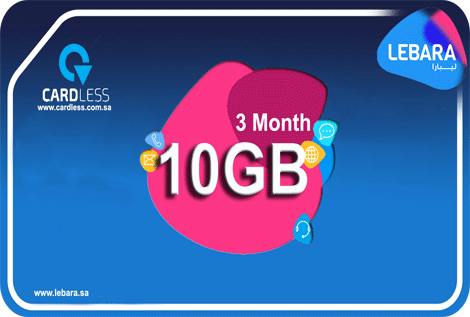 Lebara 10GB 3M